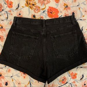 Abercrombie Annie high rise Shorts size 29/8